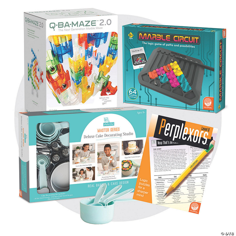 Brainy Bundle for Ages 12-13 Image Thumbnail