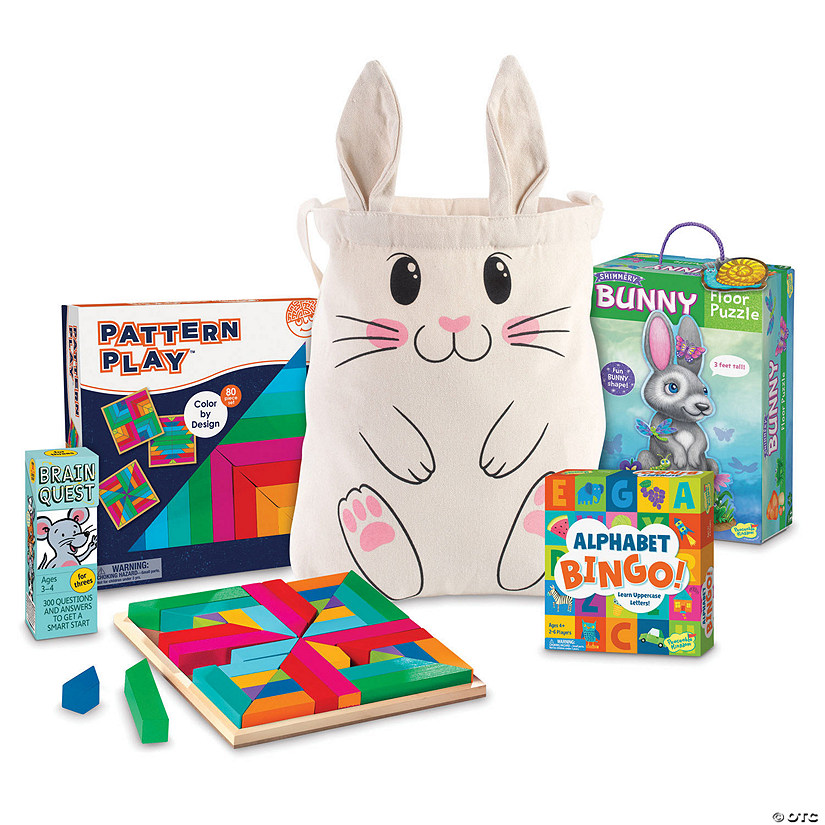 Brainy Easter Basket: Ages 3+ Image Thumbnail