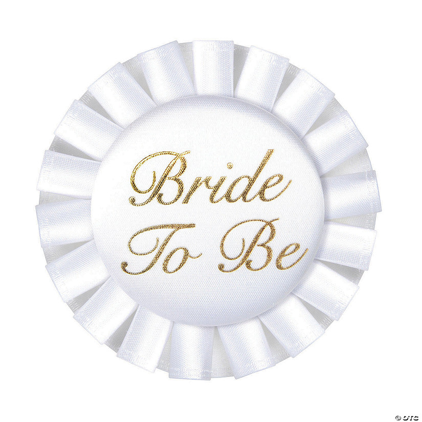 Bride To Be Button Audio Thumbnail