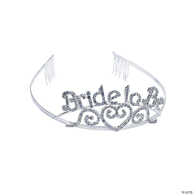 Bride to Be Tiara Audio Thumbnail