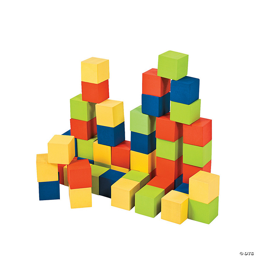 Bright Blocks Building Blocks Set