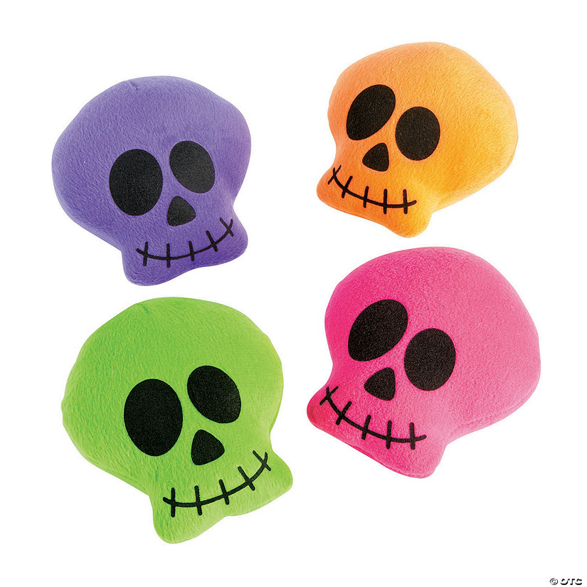 Bright Plush Skulls Audio Thumbnail