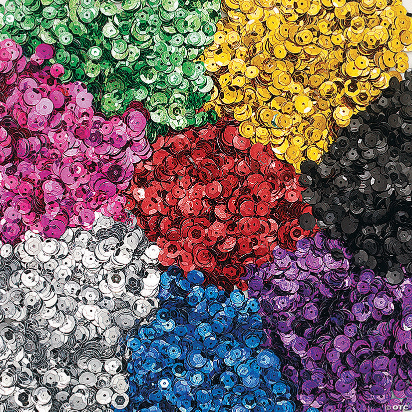 Bright Sequin Assortment