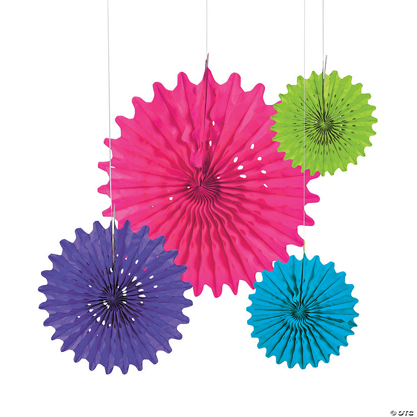 Bright Tissue Hanging Fans Audio Thumbnail