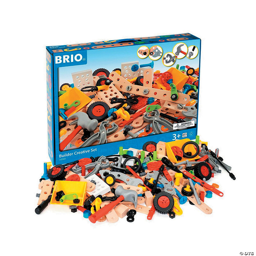 BRIO Builder Creative Set Image Thumbnail