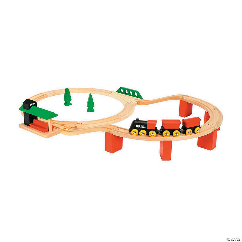 BRIO Classic Deluxe Train Set Audio Thumbnail
