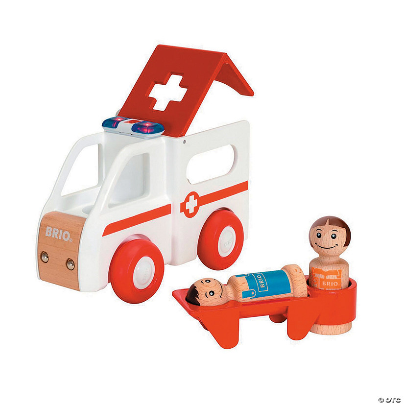 BRIO Light & Sound Ambulance Audio Thumbnail
