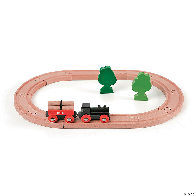 BRIO Little Forest Train Set Audio Thumbnail