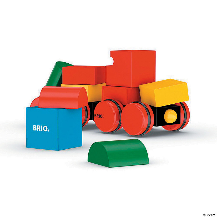BRIO Magnetic Stacking Train Image Thumbnail