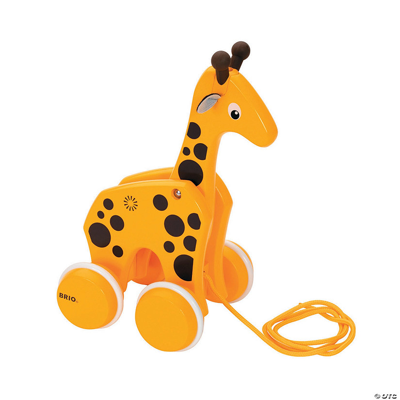 BRIO Pull Along Giraffe Audio Thumbnail