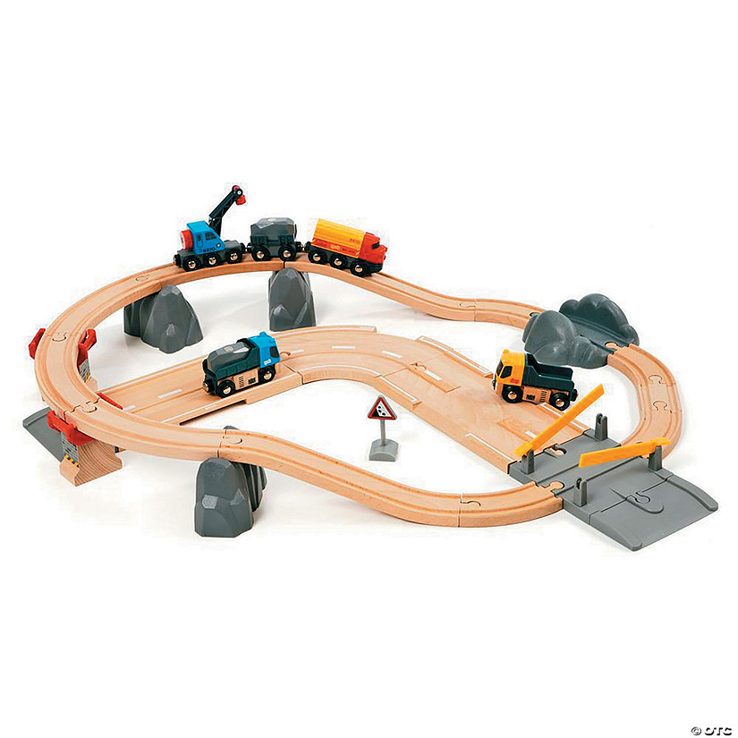 BRIO Rail & Road Loading Set Audio Thumbnail