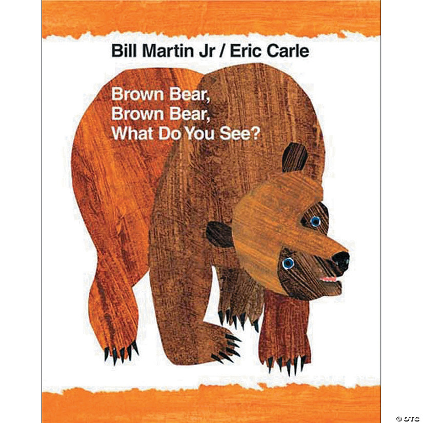 Brown Bear Brown Bear Big Book Audio Thumbnail