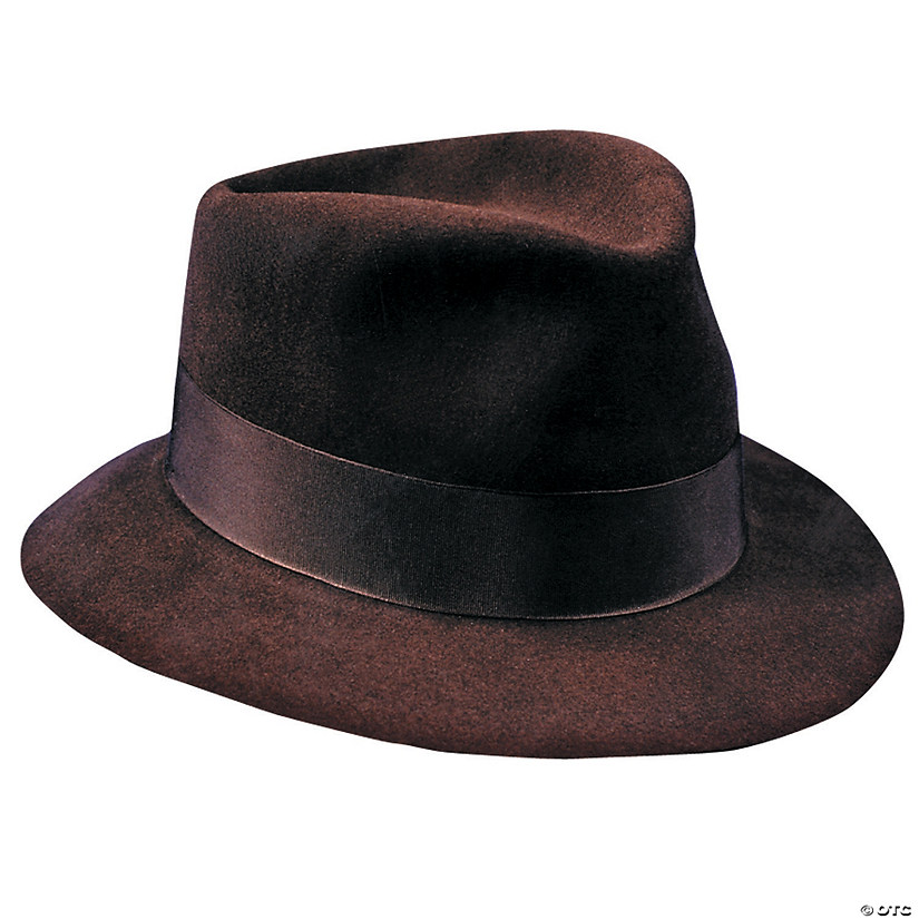 Brown Deluxe Fedora Audio Thumbnail