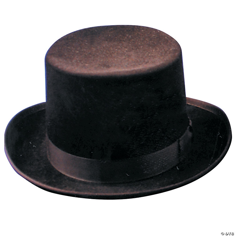 Brown Felt Top Hat Audio Thumbnail