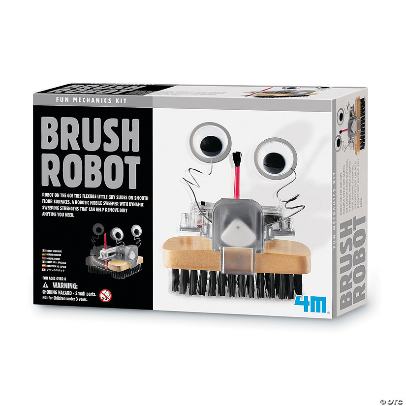 Brush Robot Audio Thumbnail