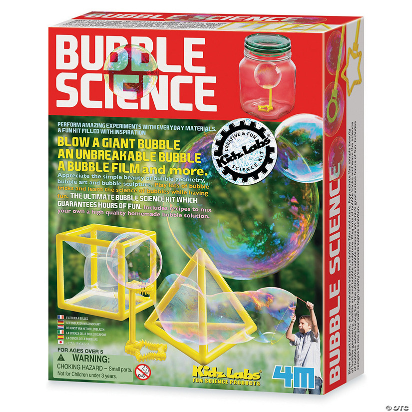 Bubble Science Image Thumbnail