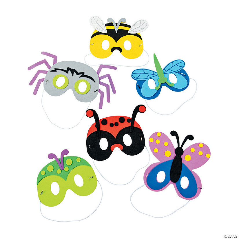Bug Mask Craft Kit13727034