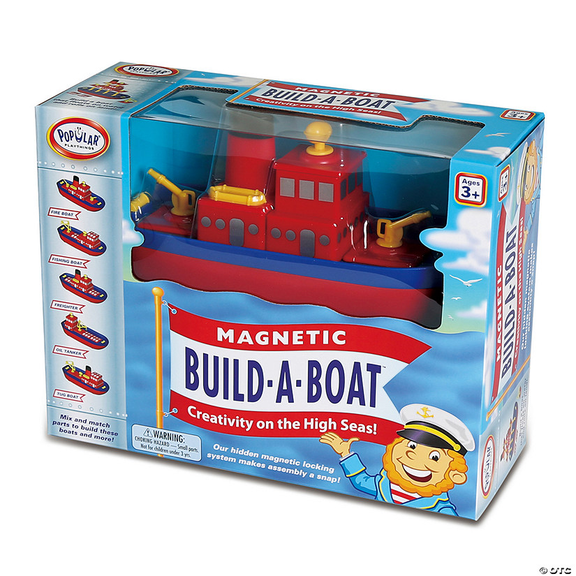 Build-a-Boat™ Audio Thumbnail