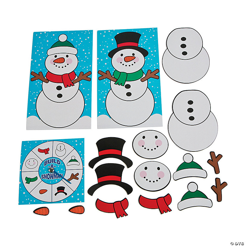 Build a Snowman Board Game Audio Thumbnail