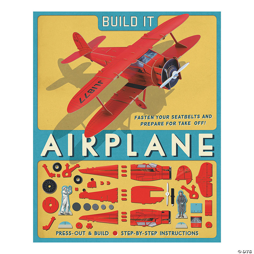 Build It:  Airplane Audio Thumbnail