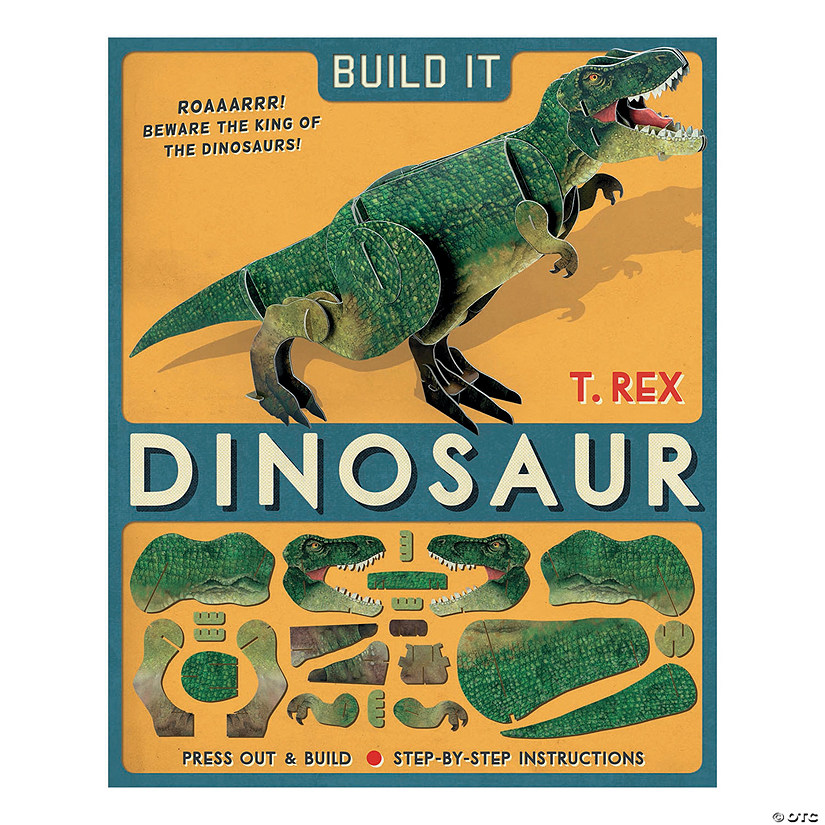 Build It:  Dinosaur