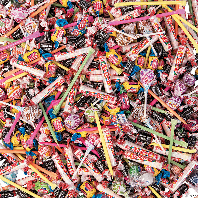 Bulk Candy Assortment - 1000 Pc. Audio Thumbnail