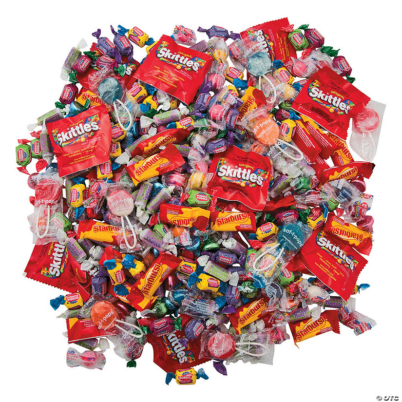 Bulk Easter Egg Candy Filler Assortment - 500 Pc. Image Thumbnail