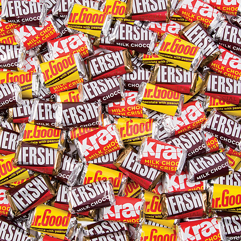 Bulk Hershey&#8217;s<sup>&#174;</sup> Miniatures Chocolate Candy - 1250 Pc. Image Thumbnail