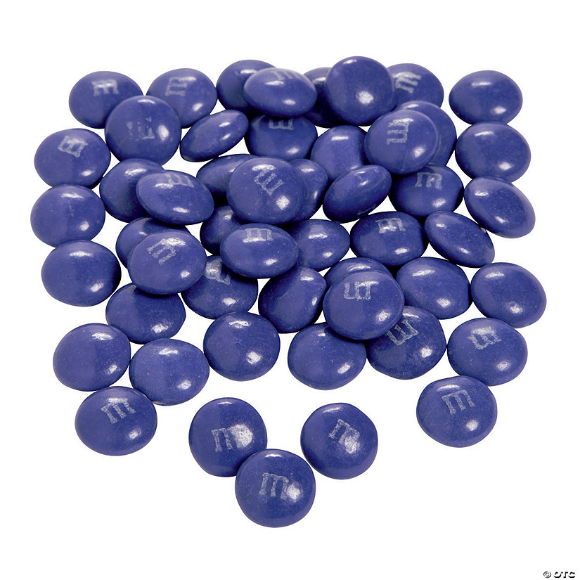 Bulk M&Ms<sup>&#174;</sup> Chocolate Candies - Purple Audio Thumbnail