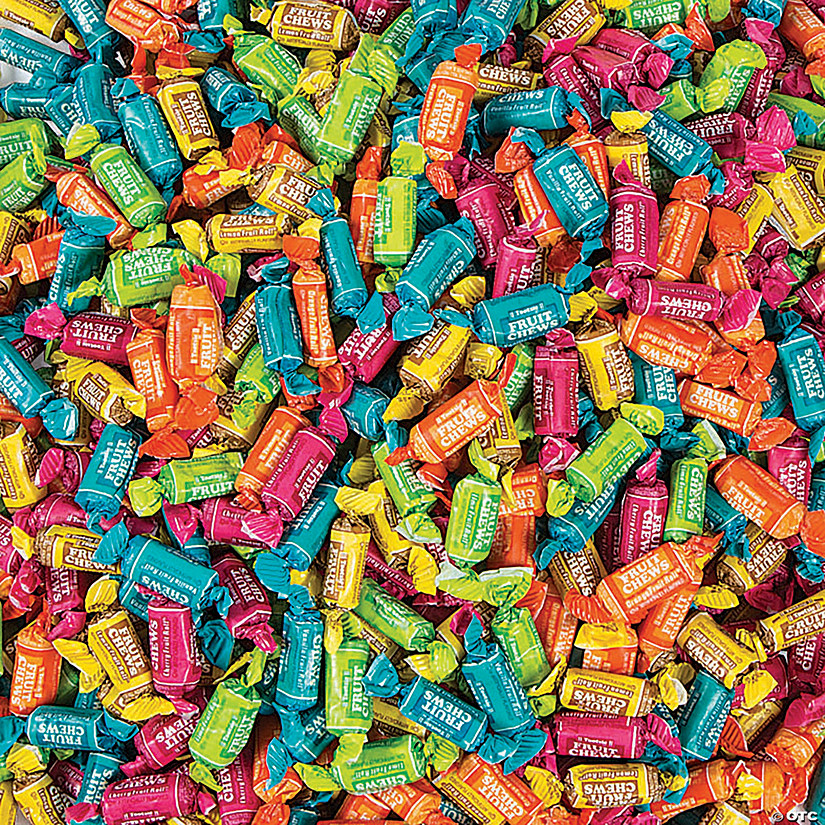 Bulk Tootsie Fruit Roll<sup>&#174;</sup> Midgees Candy - 30 lbs. Audio Thumbnail