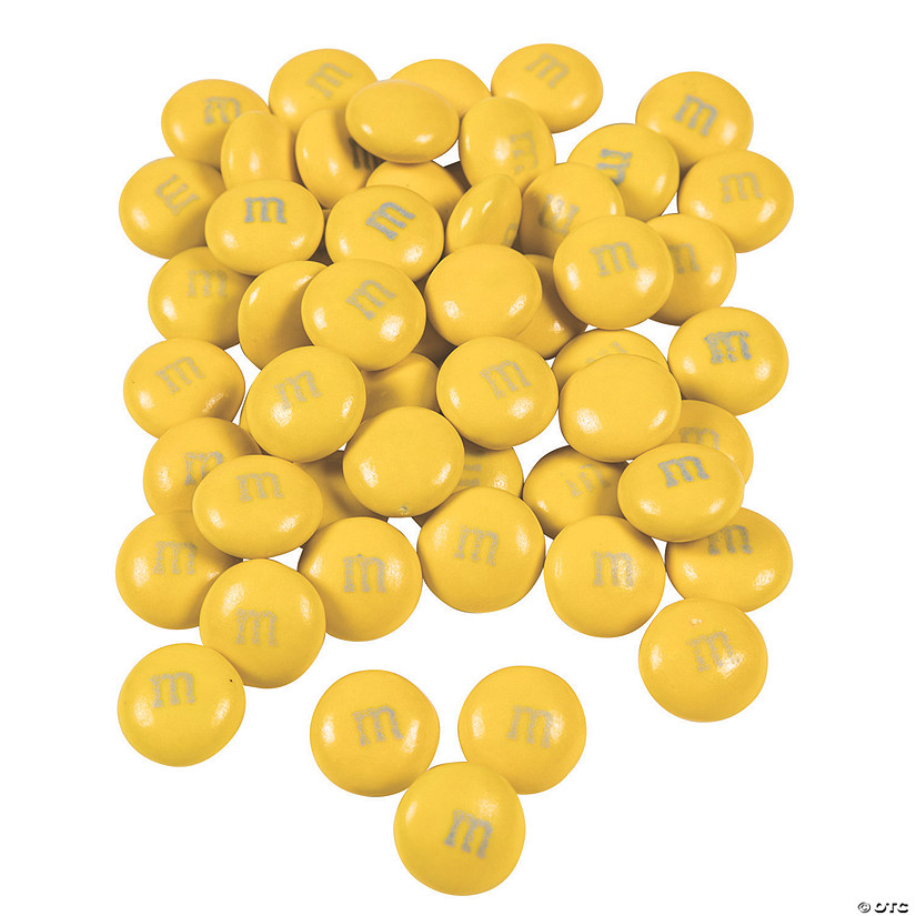 Bulk Yellow M&Ms<sup>&#174;</sup> Chocolate Candies Audio Thumbnail