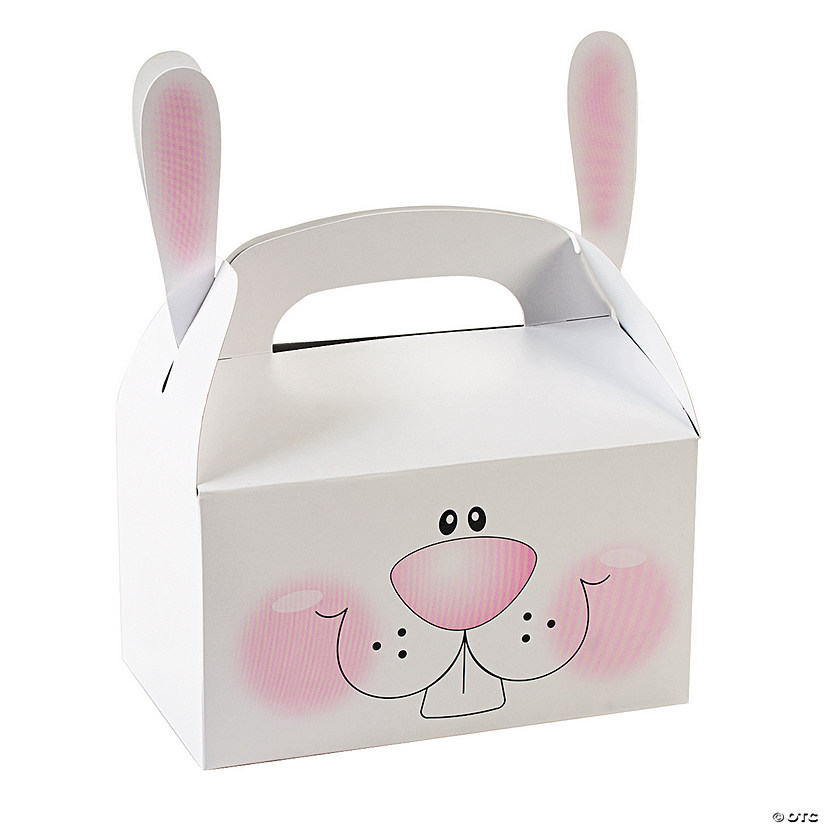 Bunny Favor Boxes with Ears