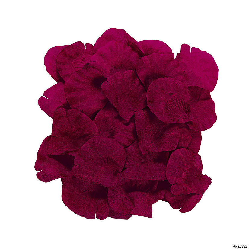 Burgundy Rose Petals Audio Thumbnail