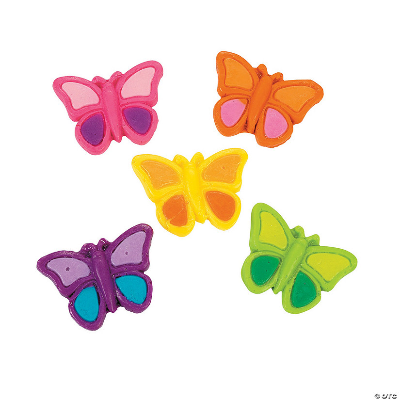 Butterfly Gummy Candy