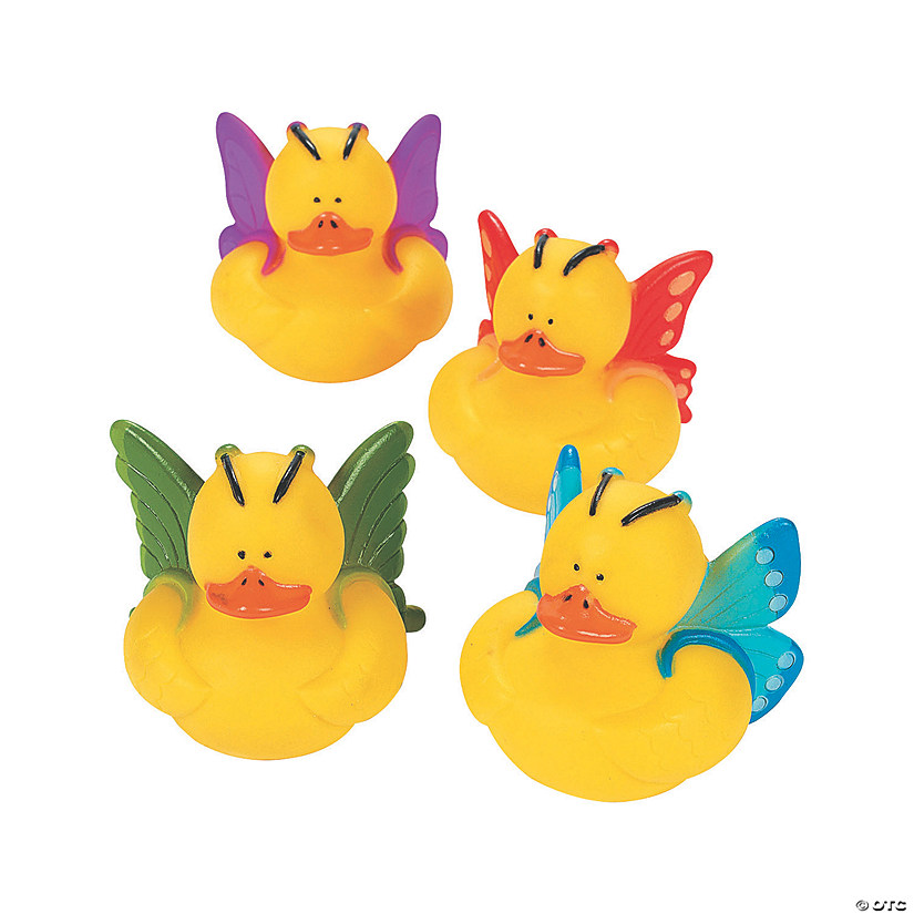 Butterfly Rubber Duckies Audio Thumbnail
