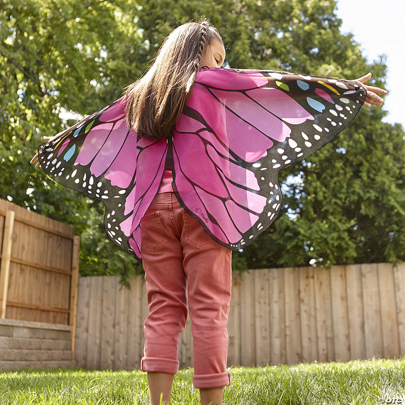 Butterfly Wings: Pink Audio Thumbnail