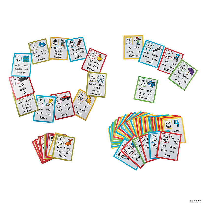Buy All & Save Phonemic Poster Set