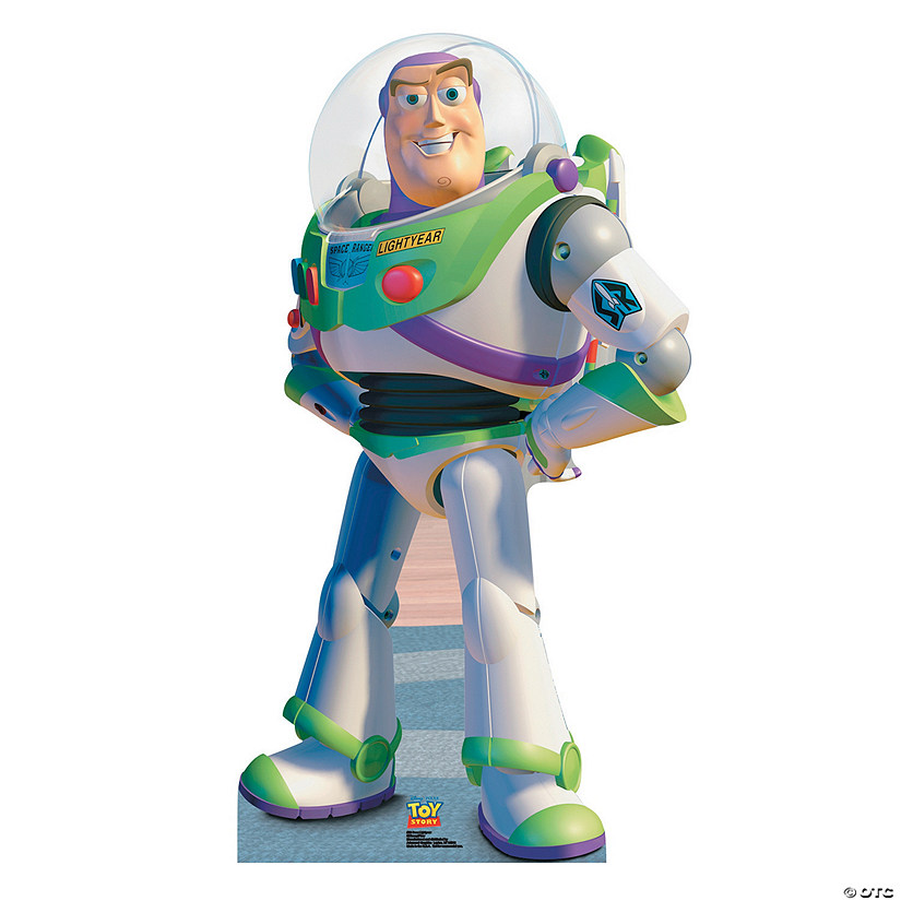 Buzz Lightyear Cardboard Stand-Up