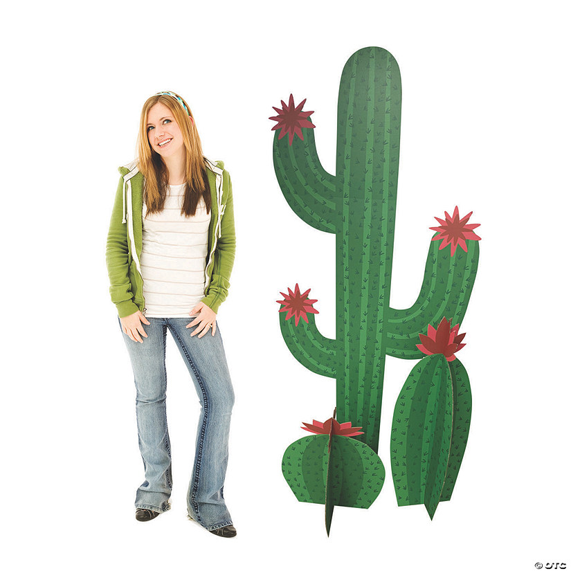 Cactus Grouping Stand-Up Audio Thumbnail