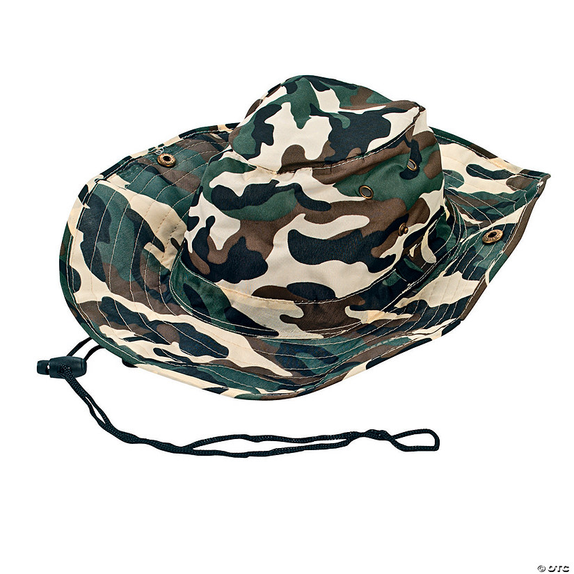 Camouflage Outback Hats Audio Thumbnail