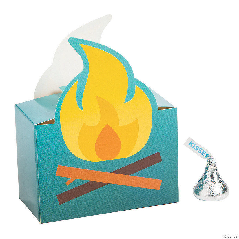 Camp Favor Boxes Image Thumbnail