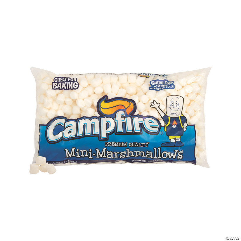 Campfire<sup>®</sup> Premium Mini Marshmallows
