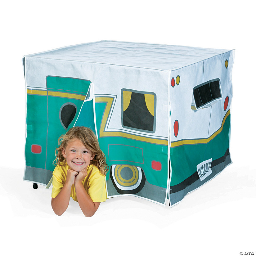 Camping Play Table Tent Audio Thumbnail