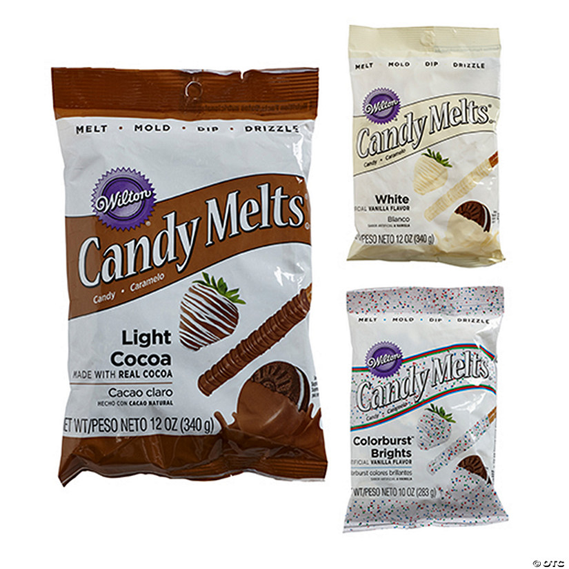 Candy Melts: Set of 3 Audio Thumbnail
