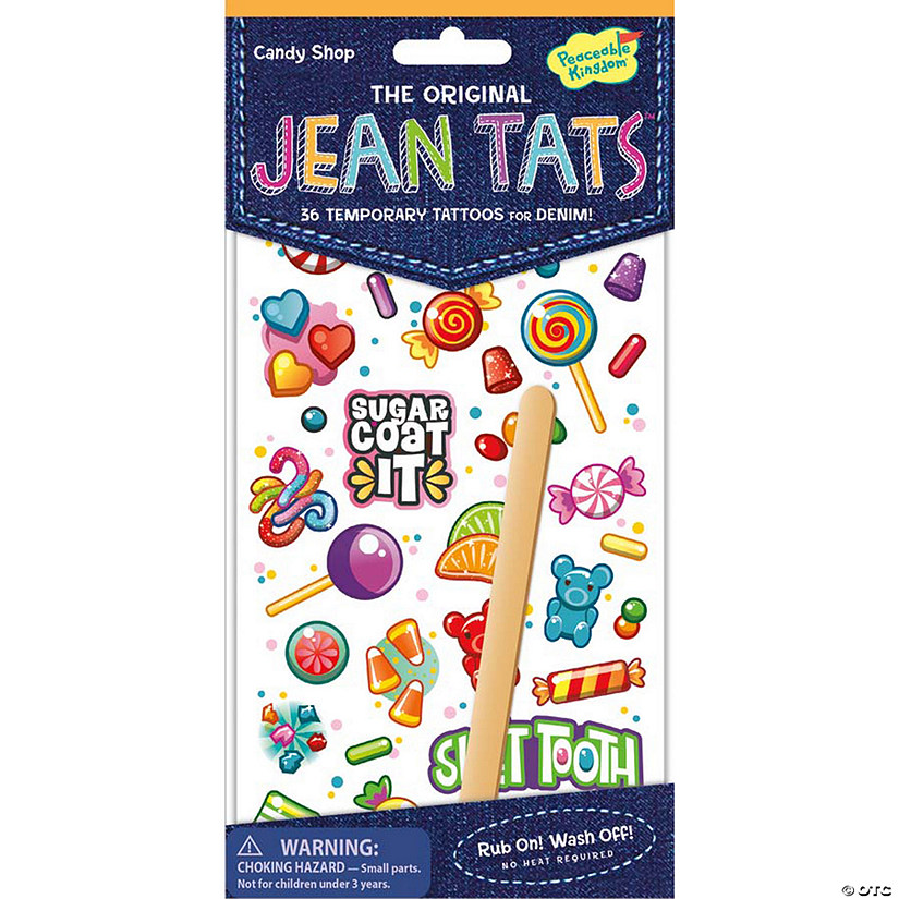 Candy Shop Jean Tats Pack Audio Thumbnail