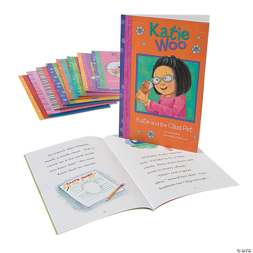 Capstone® Katie Woo Books (Set 2) - Set of 10