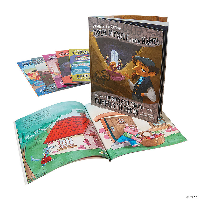 Capstone® The Other Side of the Story Books (Set 2) - Set of 7 Audio Thumbnail
