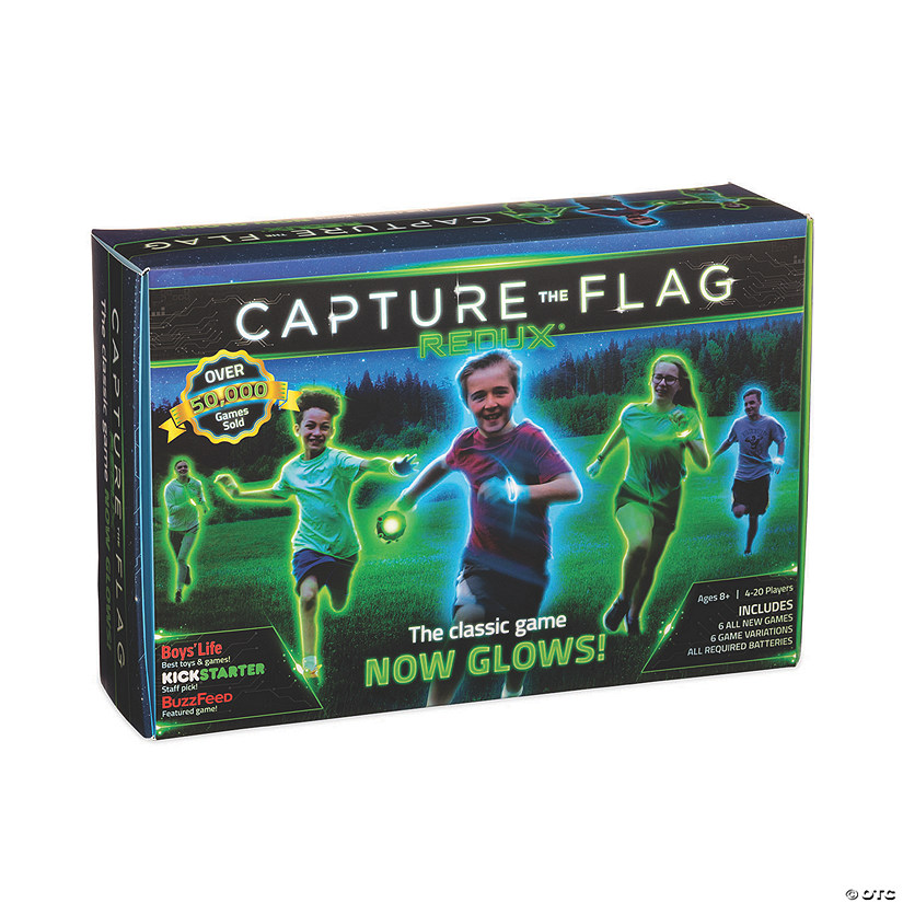 Capture the Flag REDUX Image Thumbnail