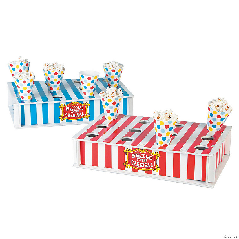 Carnival Treat Stand with Cones Audio Thumbnail