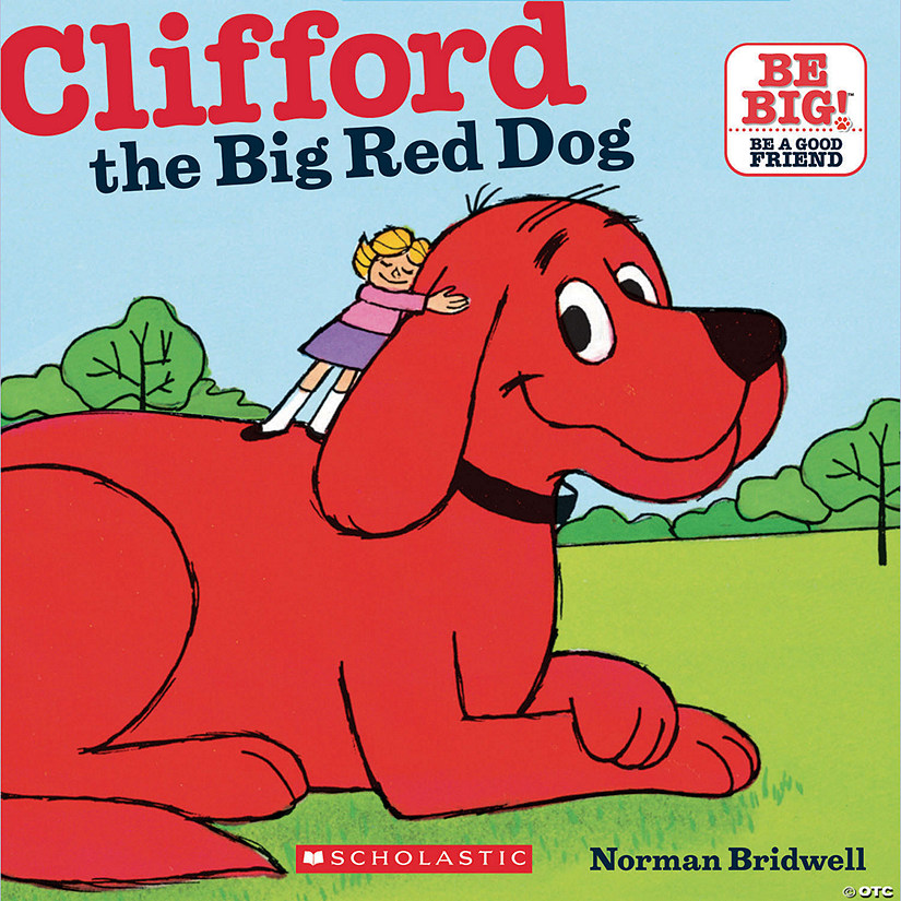 Carry Along Book & CD, Clifford the Big Red Dog Audio Thumbnail